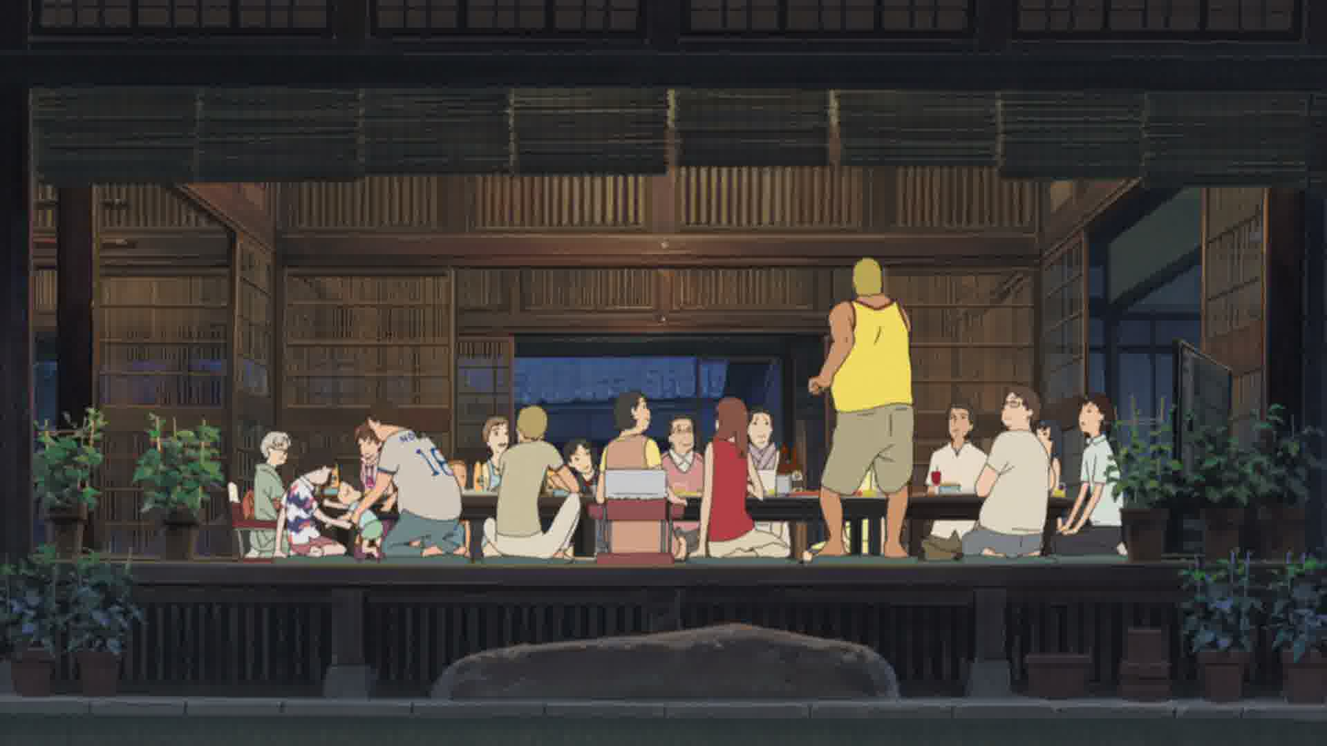 Summer Wars Screenshot