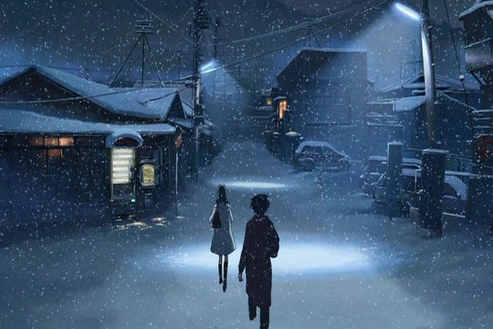 Five Centimeters Per Second Screenshot