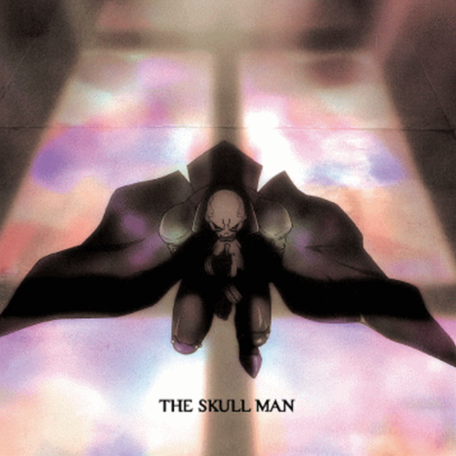 The Skull Man Screenshot
