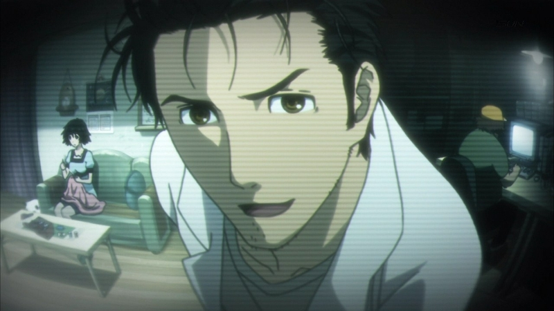Steins Gate Screenshot