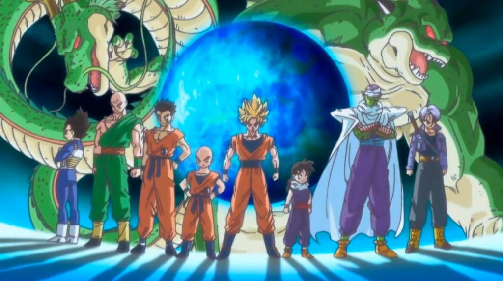 Dragon Ball Screenshot