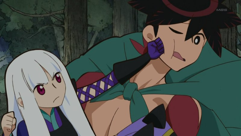 Katanagatari Screenshot