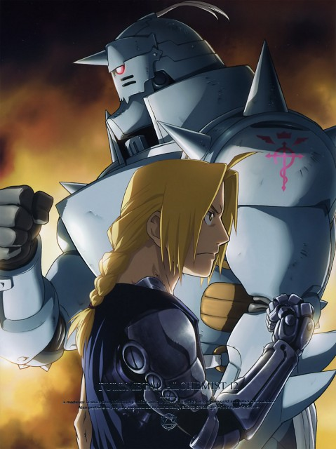 Hiromu Arakawa, BONES, Fullmetal Alchemist, Edward Elric, Alphonse Elric