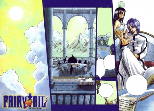 Fairy Tail: Ultear Milkovich - Wallpaper Actress