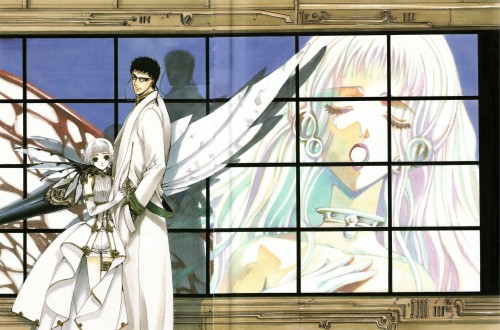 CLAMP, Clover, Clamp North Side, CLAMP No Kiseki, Kazuhiko Fay Ryu