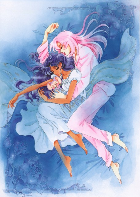 Chiho Saito, J.C. Staff, Shoujo Kakumei Utena, Luxury Illustrations, Chuchu