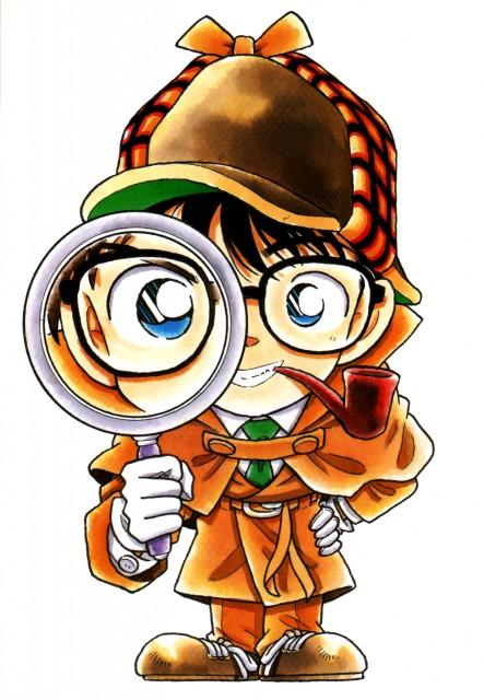 Detective Conan: Conan Edogawa - Wallpaper