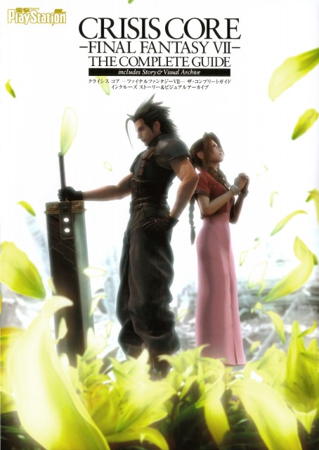 Square Enix, Final Fantasy VII: Crisis Core, Aerith Gainsborough, Zack Fair
