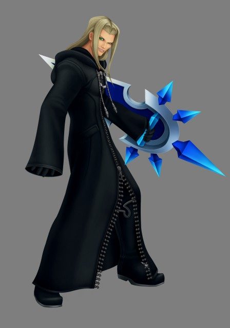 Square Enix, Kingdom Hearts, Vexen