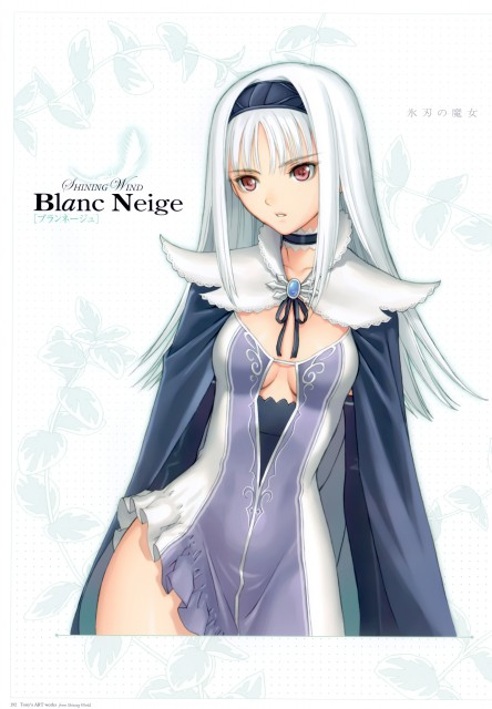 Blanc Neige