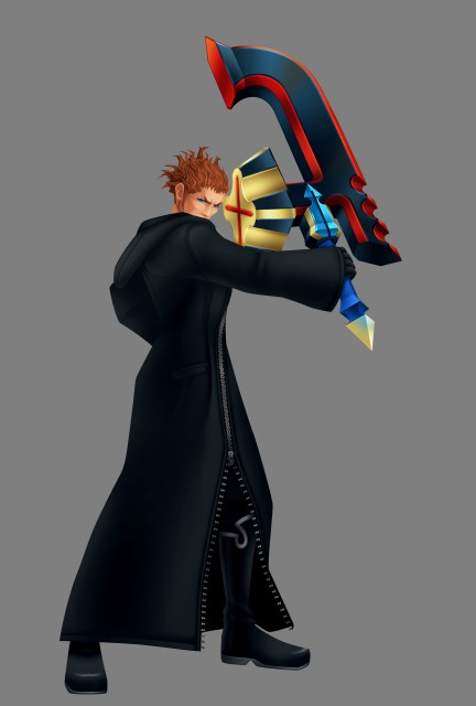 Square Enix, Kingdom Hearts, Lexaeus