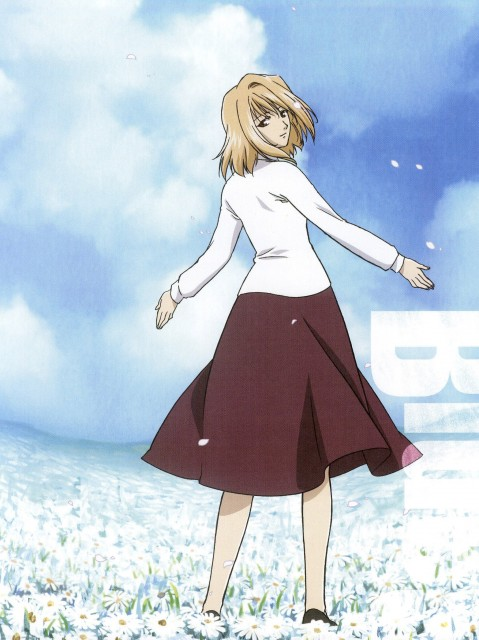 TYPE-MOON, Shingetsutan Tsukihime, Arcueid Brunestud