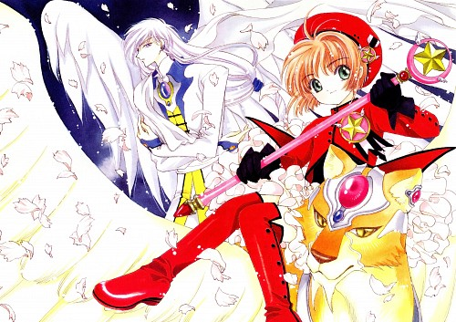 CLAMP, Madhouse, Card Captor Sakura, Cardcaptor Sakura Illustrations Collection 2, Yue