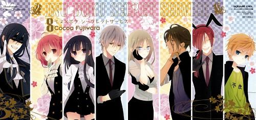Cocoa Fujiwara, David Production, Inu x Boku SS, Ririchiyo Shirakiin, Renshou Sorinozuka