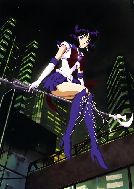 Hino Ryutaro, Bishoujo Senshi Sailor Moon, Sailor Saturn, Hotaru Tomoe, Doujinshi