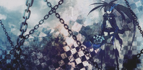 Black Rock Shooter, Black Rock Shooter (Character)