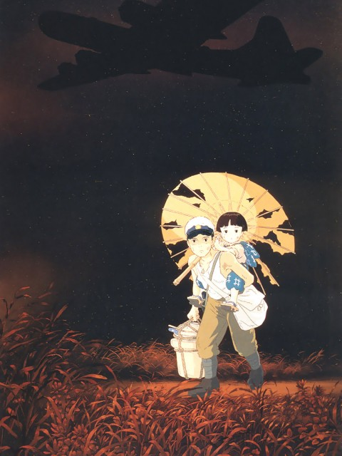 Yoshifumi Kondou, Studio Ghibli, Grave of the Fireflies, Setsuko, Seita (Grave of the Fireflies)