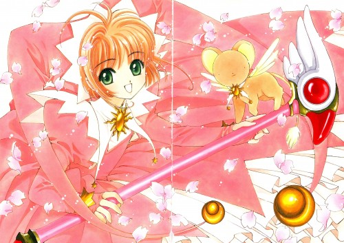 CLAMP, Madhouse, Card Captor Sakura, Cardcaptor Sakura Illustrations Collection 1, Keroberos