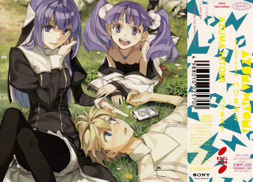 Hidari, A-1 Pictures, Fractale, Phryne, Nessa