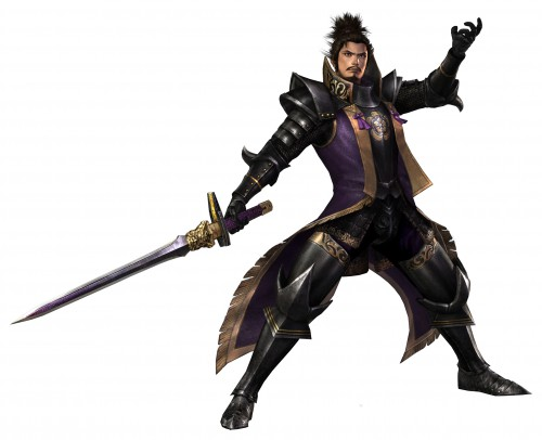 Koei, Samurai Warriors, Nobunaga Oda