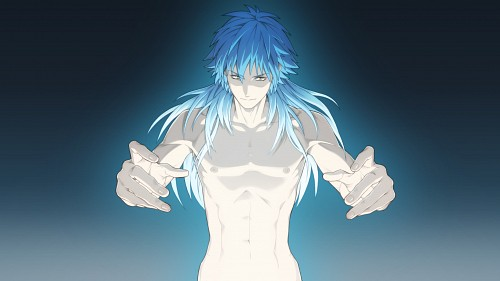 Honyarara, Nitro+, DRAMAtical Murder, Aoba (DRAMAtical Murder), Game CG