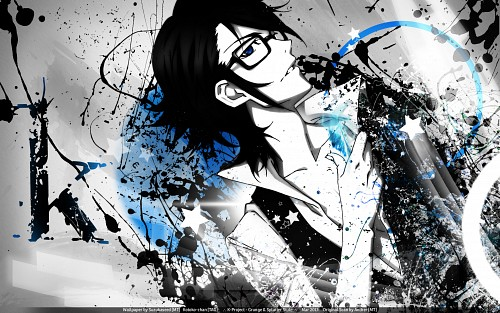GoHands, K Project, Saruhiko Fushimi Wallpaper