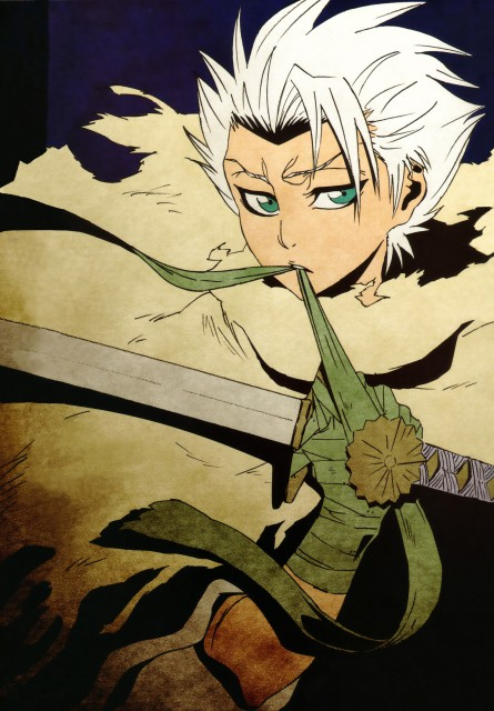 Toshiro Hitsugaya