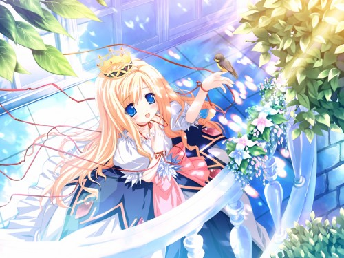 Chikotam, Marmalade, Lyrical Lyric, Arietta (Lyrical Lyric), Game CG