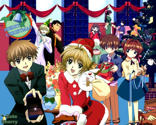 CLAMP, Madhouse, Card Captor Sakura, Tsubasa Reservoir Chronicle, Spinel Sun Wallpaper