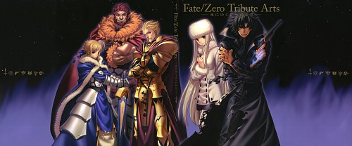 Fate/Zero Tribute Arts