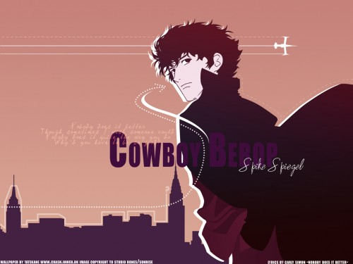 Toshihiro Kawamoto, Sunrise (Studio), Cowboy Bebop, Spike Spiegel Wallpaper
