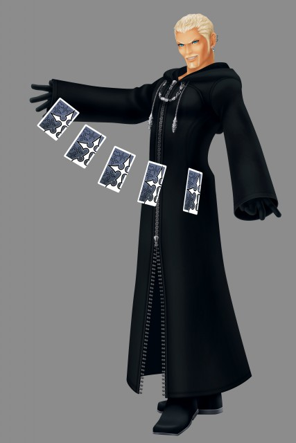 Square Enix, Kingdom Hearts, Luxord