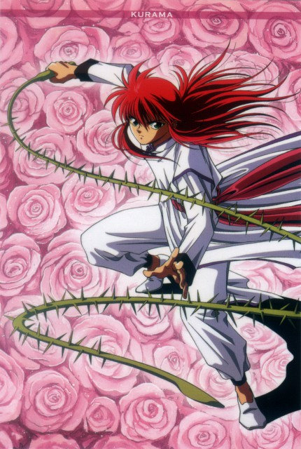 Studio Pierrot, Yuu Yuu Hakusho, Kurama