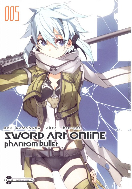 Abec, Sword Art Online, Sinon